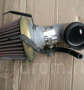 Фильтр нулевого сопротивлния APEXI с Honda Fit
