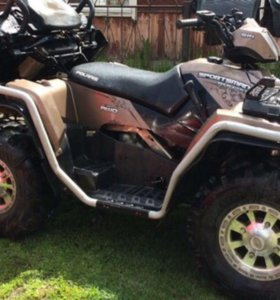 Polaris Sportsman X2 500