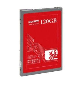 SSD Gloway на 120гб новый