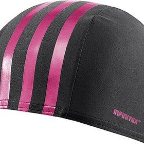 новая шапочка для плавания адидас Infinitex