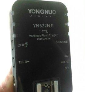 Радиосинхронизатор yongnuo yn622n 2