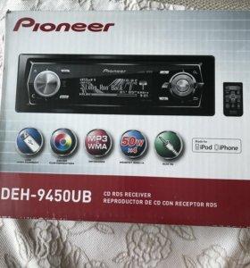 Магнитола Pioneer den-9450 в отличном состоянии
