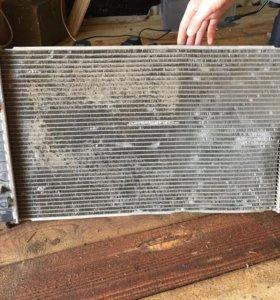 Радиатор для opel astra h