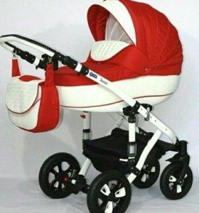 Коляска 2в 1 Toscana bebe mobile