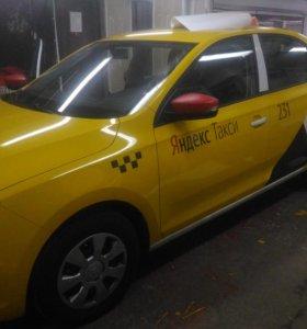 Оклейка Авто Пленкой Такси по Госту - Лицензия