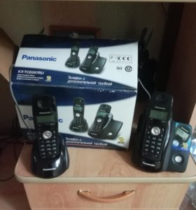 Телефон Panasonic KX-TCD207RU