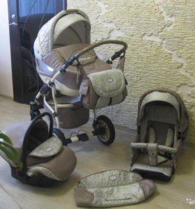 Детская коляска SoJan Evoque (Соджен Эвок) 3 в 1