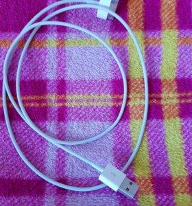 USB Кабель для айфон 4,4s iPad 2,3