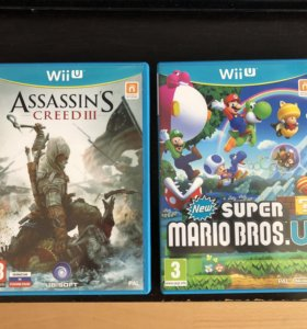 Игры для Wii U