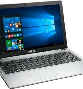 Ноутбук игровой ASUS X550ZE
