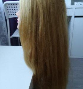 Голова для причёсок