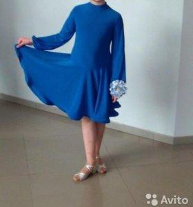 Платье рейтинговое для танцев