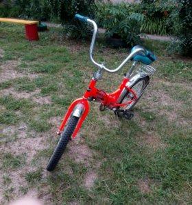 Велосипед нова трэк