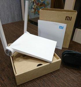 Wi-Fi роутер Xiaomi mini