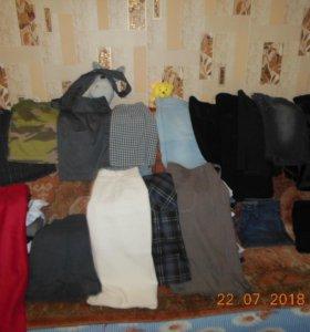 Юбки, платья, брюки и т.п.