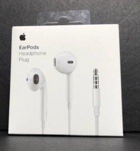 Наушники EarPods с разъемом 3.5mm