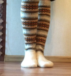 Носки, сапоги, валенки, тапочки, ботинки
