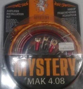 Новый набор для усилителя Mystery Mak 4.08
