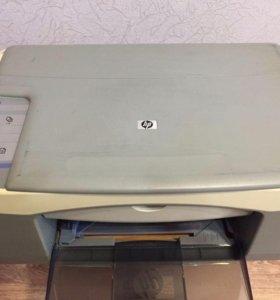 Принтер с функцией цветного сканирования