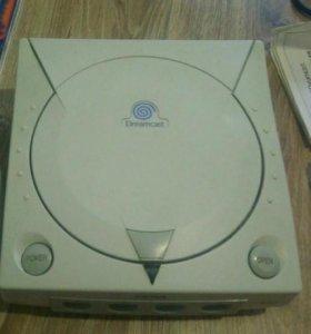 Sega Dreamcast Сега Дримкаст