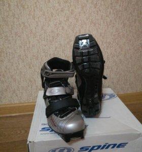 Ботинки для лыжероллеров spine skiroll NNN