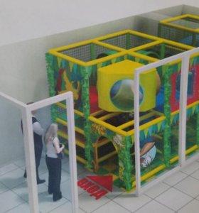 Детский игровой комплекс (Игровая комната)