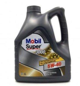Мобил 5w-40 4l