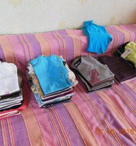 Кофты, футболки, водолазки, топы