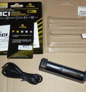Зарядка Xtar MC1 для Li-ion аккумуляторов