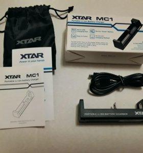 Зарядки Xtar для Li-ion аккумуляторов