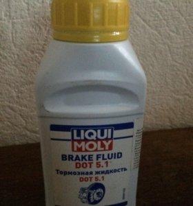 Жидкость тормозная Liqui Moly DOT 5.1 250МЛ