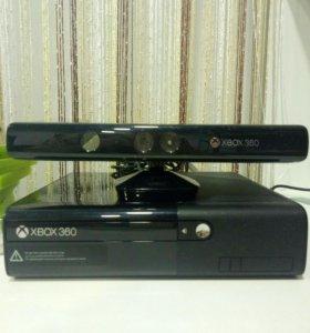 Xbox 360 игровая приставка 500Gb + игры.