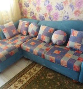 угловой диван фирмы Алегро Классика