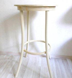 Венский стол консоль слоновая кость