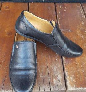 Туфли натуральные мужские