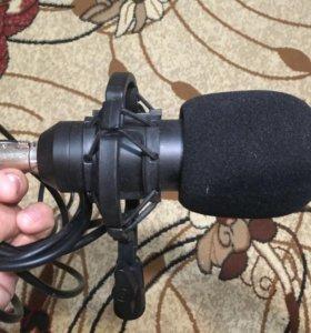 Конденсаторный микрофон bm 800