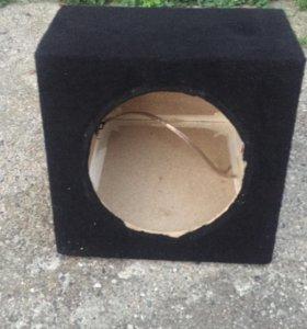 Короб по буфер