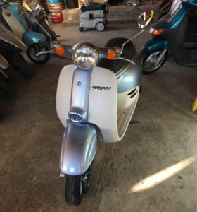 Honda Giorno(Хонда Джорно) из Японии