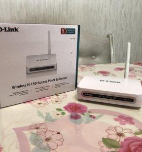Продам роутер D-link DAP-1155