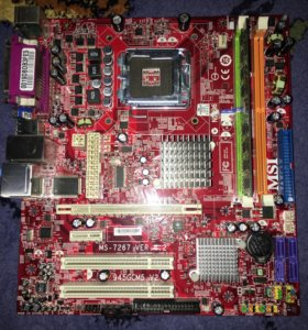 Материнская плата MSI 945GCM5 VER 4.2