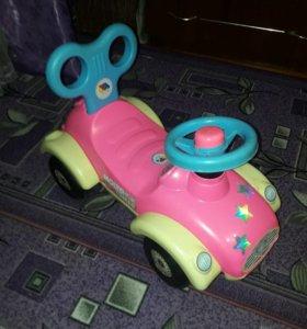 Детская машина для девочки