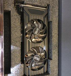 Palit GeForce 1060 6 gb