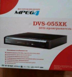 DVD проигрователь supra dvs-055xk