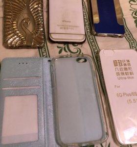 Чехлы на Айфон 6 от 50 рублей