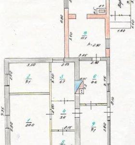 Дом, 92.3 м²