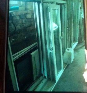 Окна пластиковые Балконные двери