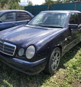 Mercedes-Benz W210 по запчастям