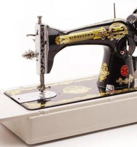 Ремонт швейных машин и оверлогов.