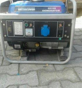 Электпостанция бензинновая