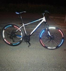 Велосипед Forward Apache 2.0